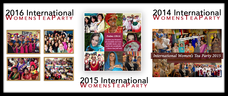 International Women's Tea